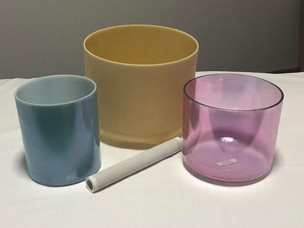Quartz Sound Healing Bowls