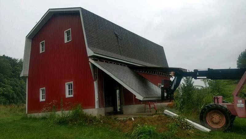 Land of Light Barn